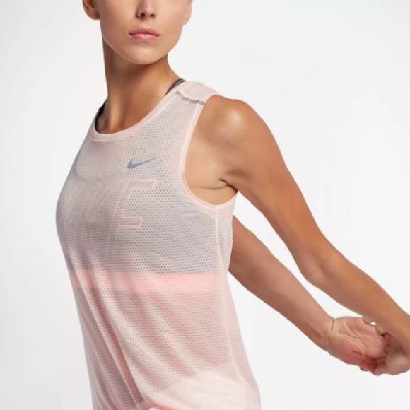 1f5792b0b732de Open Back Sexy White Nike Gym Running Tank Top